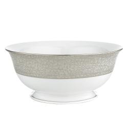June Lane Platinum Serving bowl, 22.5cm