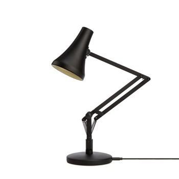 90 Mini Mini Desk lamp, carbon black & black