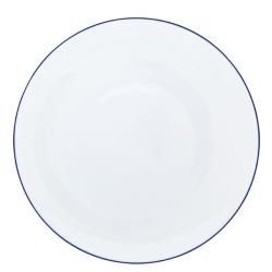 Monceau Couleurs Dessert plate, 22cm, Ultramarine Blue