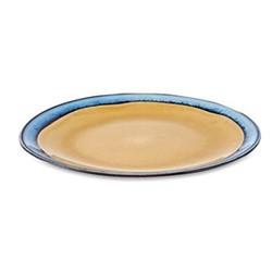Dakara Dinner plate, 26.6cm, mustard