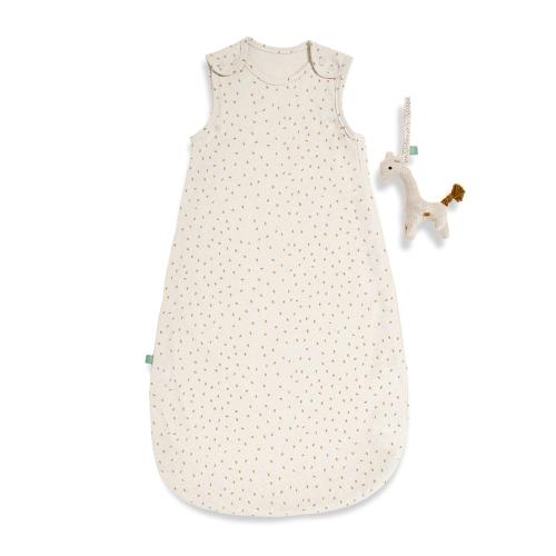 Rice - Organic 1 Tog Sleeping bag, 6-18 months, Linen