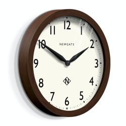 The Wimbledon Wall clock, Dia45cm, Solid Wood