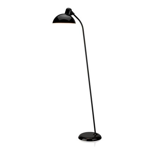 Kaiser Idell-6556 F Floor lamp, H125cm, Matt Black
