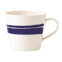 Pacific - Brush Mug, 45cl, Blue
