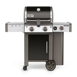 Genesis II LX E-240 GBS Gas barbecue, black