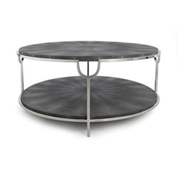 Coffee table H46 x D98cm
