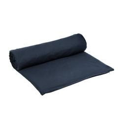 Joy Vasiljev Meditation Mattress, 70cm x 200cm, Dark Blue