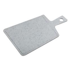 Snap Cutting board, W27.8 x L49.2cm, organic grey