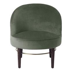 Club Lounge Chair, H77 x D66cm, army