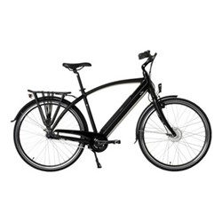 E650 Mens E-bike, 36V - 250W - 7 Speed, black