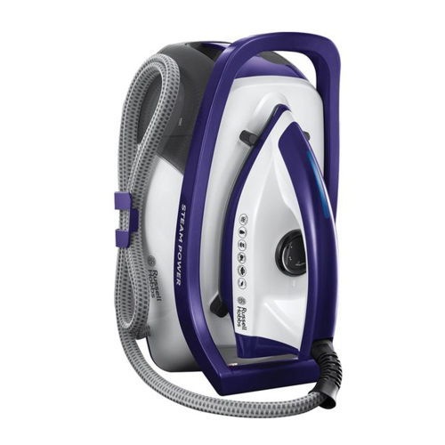 Series 3 Steam Power 100 Steam generator iron, purple