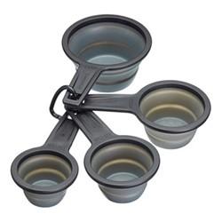 MasterClass - Smart Space Four piece measuring cup set