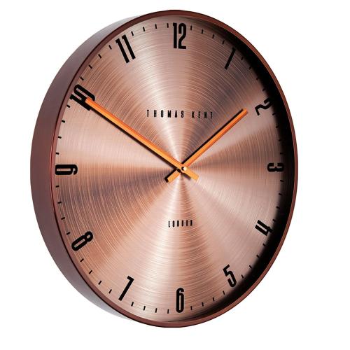 Jewel Wall clock, Dia53cm, Amber