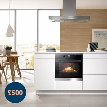 Ovens, Steam Ovens & Combination Ovens Home Appliance Gift Voucher