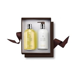 Orange & Bergamot Body wash and body lotion set, 300ml