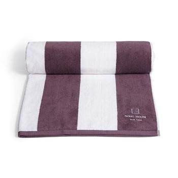 New York House pool towel, purple