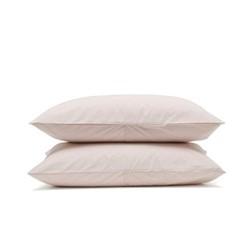 Classic Bedding Pair of pillowcases, 50 x 75cm, rose