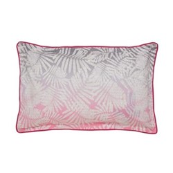 Espinillo Oxford pillowcase, L48 x W74cm, pink