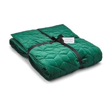 Pavillion Bedspread, 200 x 200cm, green