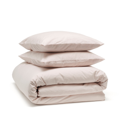 Relaxed Bed linen bundle, Double, Rose