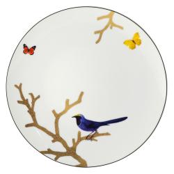 Aux Oiseaux Dinner plate, 26cm