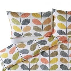 Scribble Stem Pair of standard pillowcases, 50 x 75cm