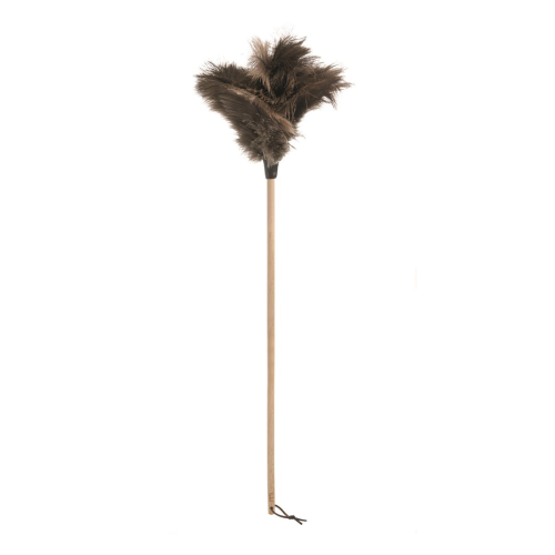Ostrich feather duster, 1.2 metre