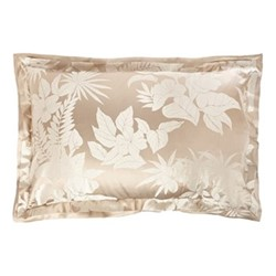 Tropical Sand King size pillowcase, 50 x 90cm, sand