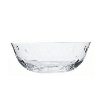 Bubbles Small bowl, Clear