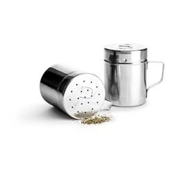 Outdoor Dining BBQ salt & pepper set, Dia7 x H9.5cm