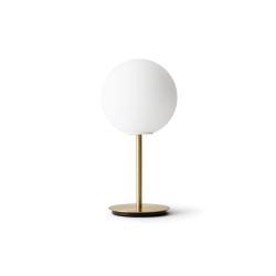 TR Bulb Table lamp, H41 x D18cm, Brass