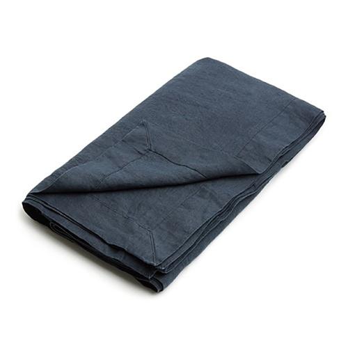 Tablecloth, 150 x 250cm, Navy