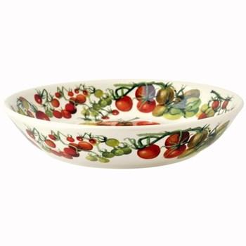 Vegetable Garden Pasta bowl, 23.4cm, tomatoes