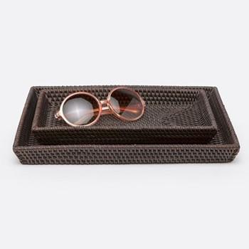Dalton Pair of trays, coffee