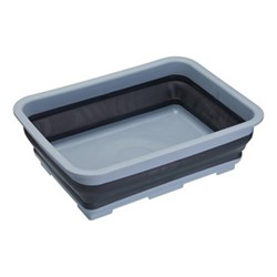 MasterClass Collapsible washing-up bowl, 37 x 27 x 11.5cm