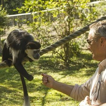 Animal Encounter, day pass