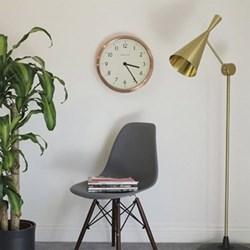 Wall clock 38 x 38 x 7cm