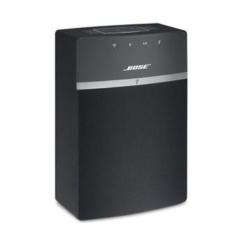 SoundTouch 10 Wireless multi-room speaker, H21.7 x W31.5 x D14.2cm, black