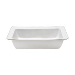 Astoria Rectangular baker, 30cm, White