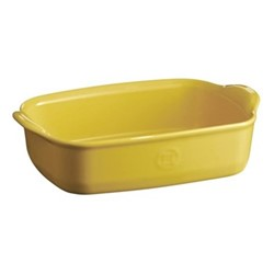 Provence Set of 3 individual oven dishes, L23.5 x W16cm - 70cl, yellow