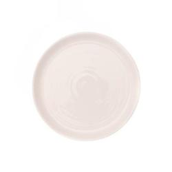 Pinch Set of 4 side plates, D21.6cm, Grey