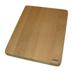 Large chopping board, 50 x 35cm, beech