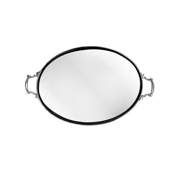 Oval tray, small H2 x D26 x W47cm