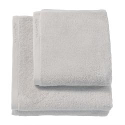 London Hand towel, 55 x 100cm, cool grey