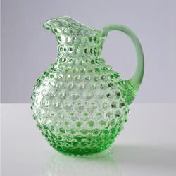 Bobble Jug, 2 litre, light green