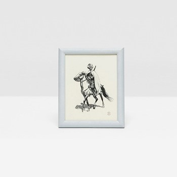 "Oxford Photograph frame, 8 x 10"", cool gray"