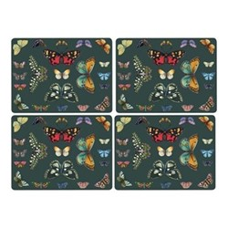 Botanic Garden Harmony Set of 4 coasters, 40 x 30cm