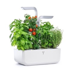 Smart Indoor garden, 38 x 33 x 19cm, arctic white