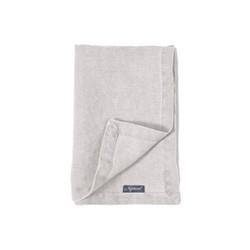 Emily Set of 6 napkins, L45 x W45cm, salt