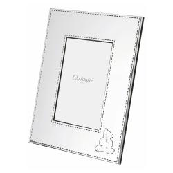 "Charlie Bear Photograph frame, 10 x 15cm (4 x 6""), Christofle Silver"